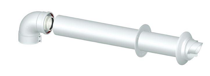 Tubo flessibile per scarico fumi caldaia installazione - Scarico fumi cucina ...